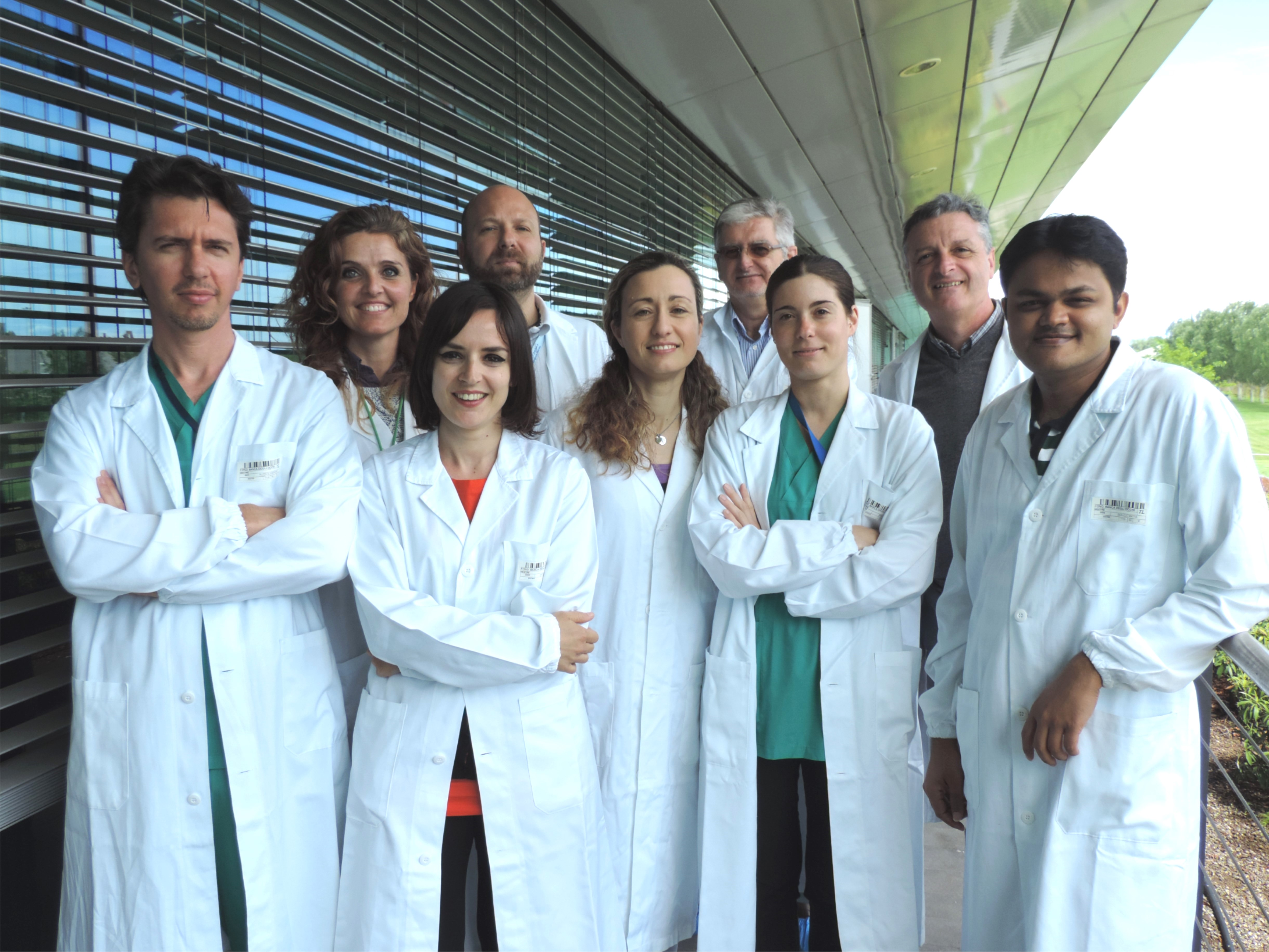 Veneto Eye Bank Foundation Research group