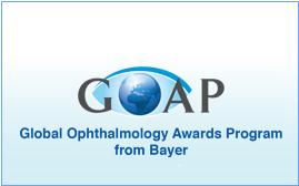 Global Ophthalmology Awards Program from BAYER